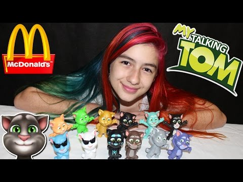 Mcdonald S Olympic Games Happy Meal Toys Set Of 4 2000 Sydney 2016