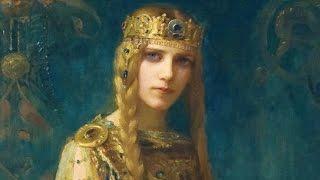 An old Irish legend about an ancient Egyptian princess
