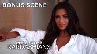 KUWTK | Is Khloe Kardashian Keeping a Secret From Kim? | E!