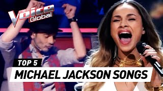 MICHAEL JACKSON in The Voice [PART 2]