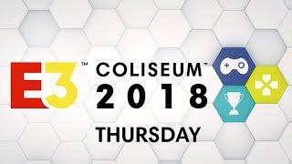 E3 Coliseum 2018 Thursday:  Cuphead, Assassin