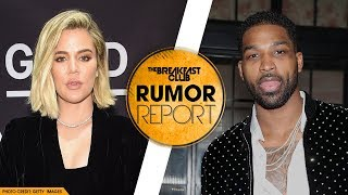 Khloe and Tristan Thompson Attempting To Work Things Out Through Couple