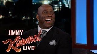 Magic Johnson on Making Lakers Great Again