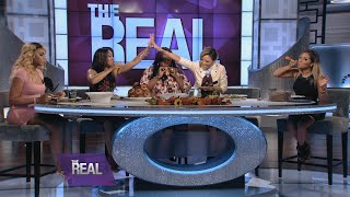 'The Real' Thanksgiving Potluck
