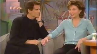 TED DANSON & MARY STEENBURGEN have FUN with ROSIE