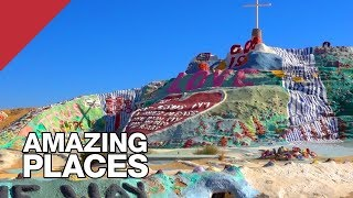 The Story of Salvation Mountain