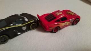 Cars 3 part 1 McQueen crash
