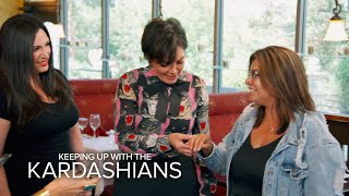 KUWTK | Kris Jenner Wants to Be Turned Into What When She Dies?! | E!