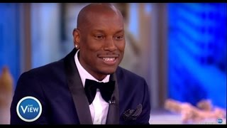 Tyrese Gibson Talks New Marriage,