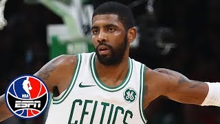Kyrie Irving outduels Kawhi Leonard in the Celtics