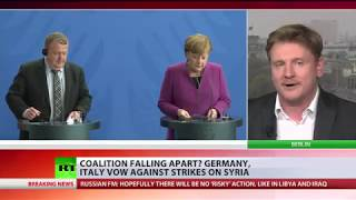 Germany, Italy, Netherlands & Canada vow not to strike Syria, call for thorough investigation