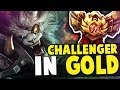 I TOOK MY RENGAR INTO GOLD! CHALLNEGER R...mp3