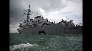 WATCH LIVE: Navy leaders to testify before Senate on collisions at sea