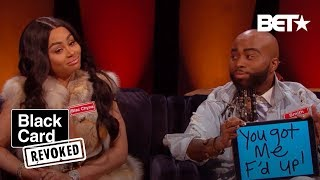 Did Blac Chyna Really Have To Tell Kim K This? | Black Card Revoked