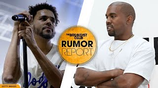 Kanye Got Bars For J. Cole In Leaked Demo Version Of 'What Would Meek Do'