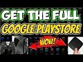 🔴ACCESS FULL GOOGLE PLAYSTORE on Nvid...mp3