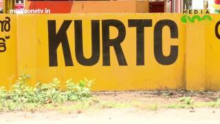 Low-floor KSRTC buses out of action