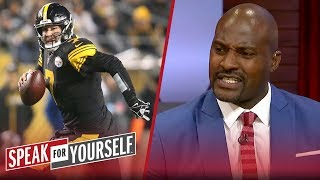 Marcellus Wiley is impressed with Pittsburgh, but not as much as K.C. | NFL | SPEAK FOR YOURSELF