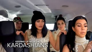 KUWTK | Scott Disick Stays Away From Kanye