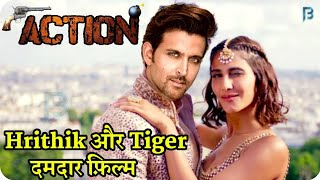 Hrithik Roshan vs Tiger Shroff Action-Thril Movie Vaani Kapoor Joins the Two Handsome Hunks