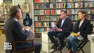 Top book picks from authors Daniel Pink and Ann Patchett
