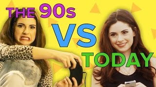 You In The 90s Vs. You Today