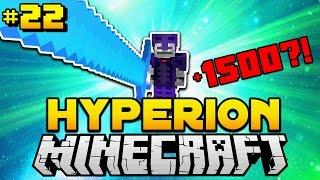 STÄRKSTES SCHWERT in HYPERION?! Minecraft Hyperion #22 [Deutsch/HD]