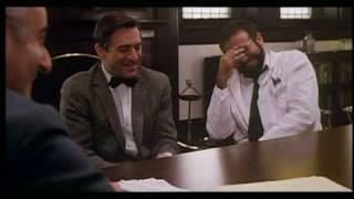 Robert De Niro and Robin Williams - outtake from Awakenings - HQ
