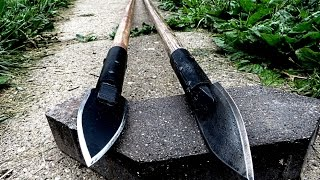How to Make a Throwing Spear