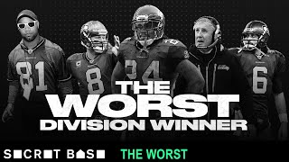 The 2010 Seahawks were the first losers to win an NFL division