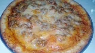 Chicken Fajita Hot N Spicy Pizza king chef shahid Jutt
