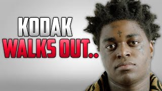 Kodak Black Gets Disrespected