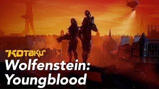 Wolfenstein: Youngblood E3 2018 Trailer