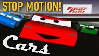 Disney Pixar Cars 3D Stop Motion