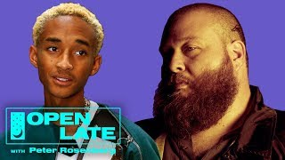 Action Bronson and Jaden Smith Join Open Late | Open Late