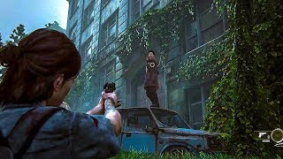 THE LAST OF US 2 Gameplay Demo (E3 2018)