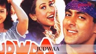 Salman Khan & Karisma Kapoor - The Adorable On-Screen Couple Of Bollywood