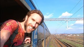 Experience ROMANIA: Tour of a Train & Exploring Sighisoara