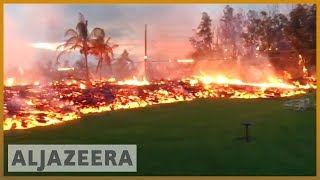 🌋 Kilauea: Hawaii volcano forces thousands to flee their homes | Al Jazeera English