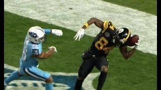 NFL Helmet Catches