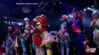 Ringling Bros. and Barnum & Bailey closes the curtain