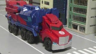 đồ chơi lắp ráp robot Transformers Optimus Prime Toys 트랜스포머 옵티머스 프라임 장난감