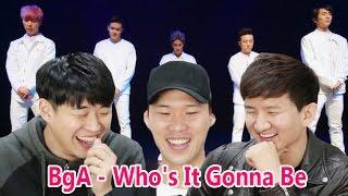 Koreans React To Nigahiga BgA - Who