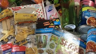 Dollar tree haul March 2017