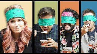 We Try WEIRD Ice Cream Flavors