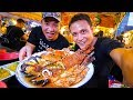 GIANT LOBSTER TOM YUM!! Insane Thai Stre...mp3