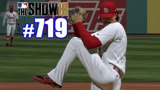 FIRST MLB WIN AS A PITCHER!   MLB The Show 18   Road to the Show #719