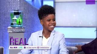 Tuesday on 'The Real': JD McCrary