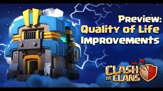 Town Hall 12 Update - Quality of Life Improvements