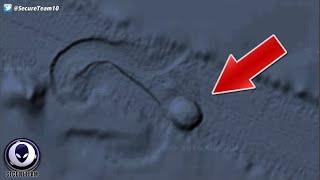 Huge MILES LONG Object Seen Moving On Ocean Floor! 5/19/16